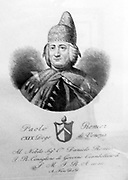 Portrait of Paolo Renier CXIX 1789. The Venetian Doge