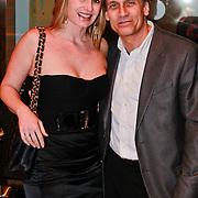 NLD/Den Bosch/20110221 - Premiere Simple the Best tour van Ruth Jacott, robert Schoemacher en partner Claudia van Zweden