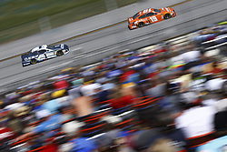 April 29, 2018 - Talladega, Alabama, United States of America - Jamie McMurray (1) brings his race car down the front stretch during the GEICO 500 at Talladega Superspeedway in Talladega, Alabama. (Credit Image: © Chris Owens Asp Inc/ASP via ZUMA Wire)