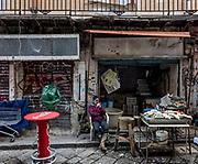 Palermo , Vucciria neighborhood