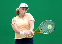Tennis<br /> Foto: Fotosports/Digitalsport<br /> NORWAY ONLY<br /> <br /> AUSTRALIAN OPEN MELBOURNE <br /> 18/01/05<br /> <br /> SVETLANA KUZNETSOVA PRACTICES TODAY AMIDST DRUG REVELATIONS