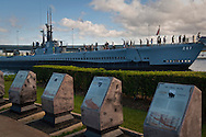 Submarine Memorial and USS Bowfin Submarine, Pearl Harbor, Oahu, Hawaii