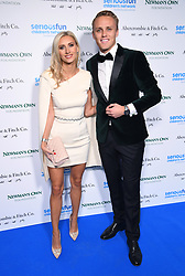 Chloe Roberts and Max Chiltern attending the SeriousFun London Gala 2018 held at the Roundhouse in London..Photo credit should read: Doug Peters/EMPICS