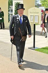 ANDREW PARKER-BOWLES at the 1st day of the Royal Ascot Racing Festival 2015 at Ascot Racecourse, Ascot, Berkshire on 16th June 2015.
