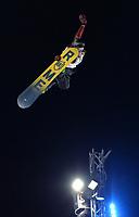 Snowboard / Snøbrett<br /> Foto: Gepa/Digitalsport<br /> NORWAY ONLY<br /> <br /> INNSBRUCK,AUSTRIA,06.FEB.16 - SNOWBOARD - Air and Style. Image shows Ståle Sandbech (NOR).