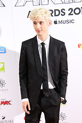 The annual Australian Record Industry Awards celebrate the best in music, held at The Star, Pyrmont, Sydney, Australia. 28 Nov 2018 Pictured: Troye Sivan. Photo credit: Richard Milnes / MEGA TheMegaAgency.com +1 888 505 6342