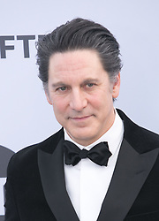 January 27, 2019 - Los Angeles, California, U.S - Scott Cohen at the red carpet of the 25th Annual Screen Actors Guild Awards held at the Shrine Auditorium in Los Angeles, California, Sunday January 27, 2019. JAVIER ROJAS/PI (Credit Image: © Prensa Internacional via ZUMA Wire)