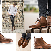 Footwear studio/location shoot.