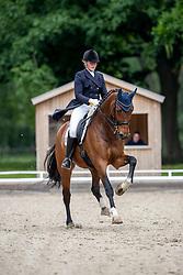 WILKE Sarah (GER), Scholar 8<br /> Redefin - Pferdefestival 2019<br /> NÜRNBERGER Burg Pokal<br /> Qualifikation zur Finalqualifikation<br /> St-Georg Special: 7-9-jährige Pferde<br /> 25. Mai 2019<br /> © www.sportfotos-lafrentz.de/Stefan Lafrentz