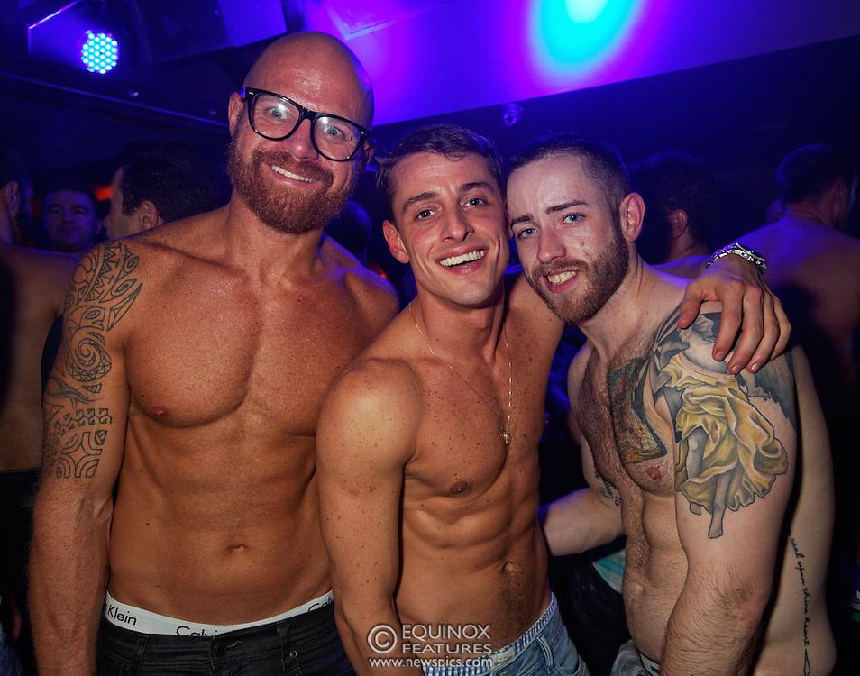 London, United Kingdom - 2 November 2013<br /> 23rd birthday party for Trade gay club night at Egg nightclub, York Way, King's Cross, London, England, UK.<br /> Contact: Equinox News Pictures Ltd. +448700780000 - Copyright: ©2013 Equinox Licensing Ltd. - www.newspics.com<br /> Date Taken: 20131102 - Time Taken: 211149+0000