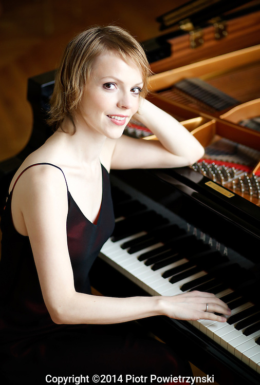 Portrait of Magdalena Baczewska<br /> New York, October 10th, 2014