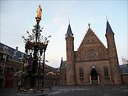 Nederland, Den Haag, 8-2-2015 De Ridderzaal op het Binnenhof, centrum van de nederlandse politiek. \oto: Flip Franssen/Hollandse Hoogte