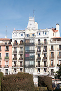 Plaza Oriente, Madrid, Spain
