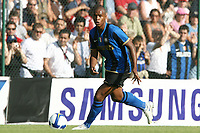 Vitor Hugo Pele' Inter<br /> <br /> 27/7/2008 Brunico<br /> <br /> Inter Bari Friendly Match<br /> <br /> Foto Insidefoto