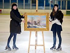 A Winter Landscape  | Murrayfield Ice Rink | 19 November 2012