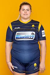 - Mandatory by-line: Robbie Stephenson/JMP - 27/10/2020 - RUGBY - Sixways Stadium - Worcester, England - Worcester Warriors Women Headshots