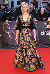 Edith Bowman attending the Closing Gala and International premiere of The Irishman, held as part of the BFI London Film Festival 2019, London. Photo credit should read: Doug Peters/EMPICS