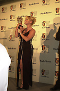 Milandra Burroughs from Emmerdale Farm. BAFTA Television Awards, sponsored by the Radio Times, Grosvenor House. London. 13 May 2001. © Copyright Photograph by Dafydd Jones 66 Stockwell Park Rd. London SW9 0DA Tel 020 7733 0108 www.dafjones.com