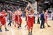 DESCRIZIONE : Campionato 2014/15 Dinamo Banco di Sardegna Sassari - Openjobmetis Varese<br /> GIOCATORE : Team Openjobmetis Varese Eric Maynor<br /> CATEGORIA : Ritratto Esultanza<br /> SQUADRA : Openjobmetis Varese<br /> EVENTO : LegaBasket Serie A Beko 2014/2015<br /> GARA : Dinamo Banco di Sardegna Sassari - Openjobmetis Varese<br /> DATA : 19/04/2015<br /> SPORT : Pallacanestro <br /> AUTORE : Agenzia Ciamillo-Castoria/L.Canu<br /> Predefinita :