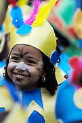 Children Carnival Parade in Santa Eulalia del Rio