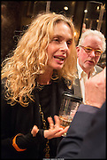 MARYAM D'ABO; HUGH HUDSON, Once Gala night raising funds for Oxfam's Mother Appeal. Phoenix Theatre. Charing Cross Rd. . London. 17 March 2014.