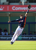 Carlos Correa during a spring training game between the St. Louis Cardinals and the Houston Astros at The Ballpark of the Palm Beaches in West Palm Beach , FL on 3.27.17.<br /> ( Photo/Tom DiPace)