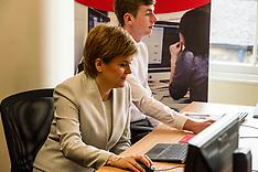 First Minister visits Digital Net | Edinburgh | 5 September 2017