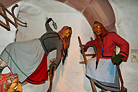 The carnival history museum, Gengenbach, Baden-Württemberg, Germany