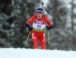 Jaroslav Soukup (CZE) at Men 20 km Individual at E.ON Ruhrgas IBU World Cup Biathlon in Hochfilzen (replacement Pokljuka), on December 18, 2008, in Hochfilzen, Austria. (Photo by Vid Ponikvar / Sportida)