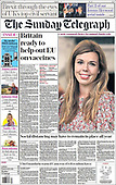 January 31, 2021 (UK): Front-page: Today's Newspapers In United Kingdom