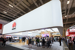 Huawei stand at 2016  IFA (Internationale Funkausstellung Berlin), Berlin, Germany