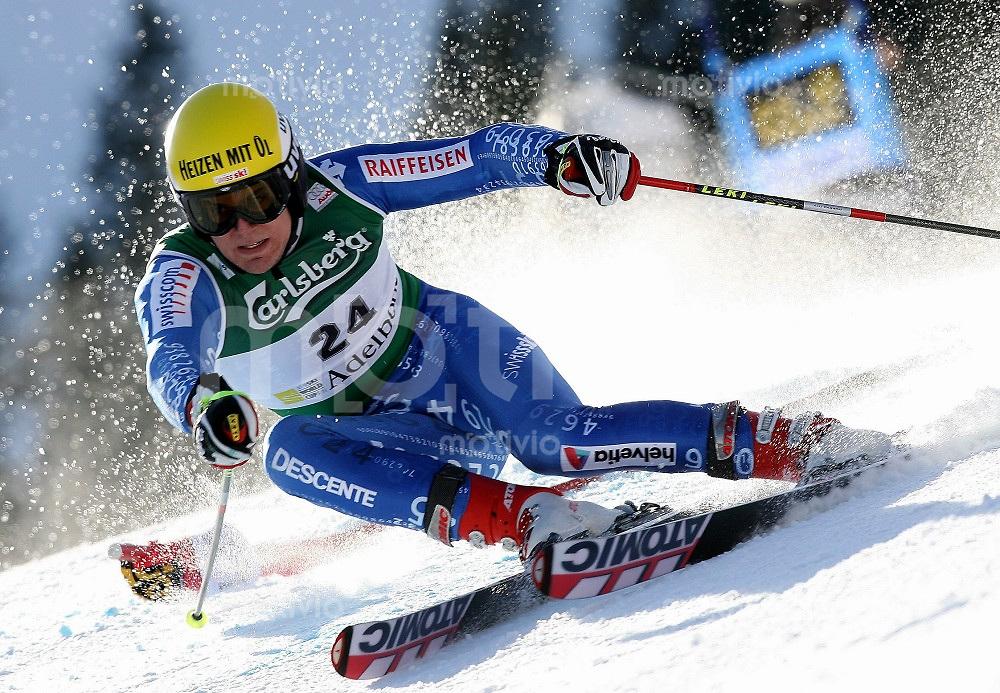 Ski Alpin; Saison 2006/2007  41. Weltcup Riesenslalom Herren Daniel Albrecht (SUI)