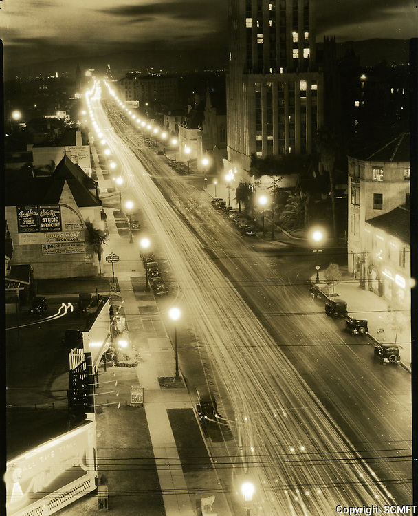 1936 Wilshire Blvd. west of Western Ave.