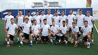 DEN HAAG - Nieuw Zeeland mannen . World Cup Hockey 2014. COPYRIGHT KOEN SUYK
