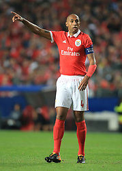 18 October 2017 -  UEFA Champions League - (Group A) - SL Benfica v Manchester United  - Luisao of Benfica - Photo: Marc Atkins/Offside