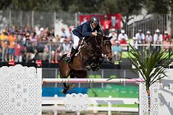 Nielsen Van Hoff Nestor, BRA, Prince Royal Z de la Luz<br /> Olympic Games Rio 2016<br /> © Hippo Foto - Dirk Caremans<br /> 17/08/16