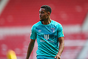 Portrait of AFC Bournemouth midfielder Arnaut Danjuma (10)  during the EFL Sky Bet Championship match between Middlesbrough and Bournemouth at the Riverside Stadium, Middlesbrough, England on 19 September 2020.