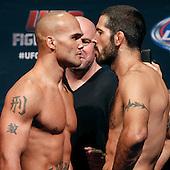 UFC Fox 12 Weigh-ins