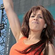 NLD/Amsterdam/20110430 - Koninginnedagconcert Radio 538, Glennis Grace