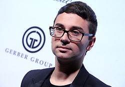 Designer Christian Siriano attending the amfAR generationCURE Solstice at Mr. Purple on June 20, 2017 in New York City, NY, USA. Photo by Dennis Van Tine/ABACAPRESS.COM