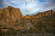 Smith Rocks, Oregon