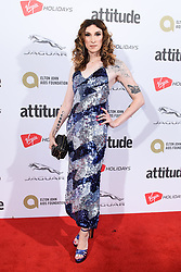 EDITORIAL USE ONLY<br /> Juno Dawson attends the Virgin Holidays Attitude Awards at the Roundhouse, London.