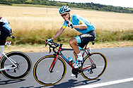 Jakob Fuglsang (DEN - Astana Pro Team) during the 105th Tour de France 2018, Stage 8, Dreux - Amiens Metropole (181km) on July 14th, 2018 - Photo Luca Bettini / BettiniPhoto / ProSportsImages / DPPI