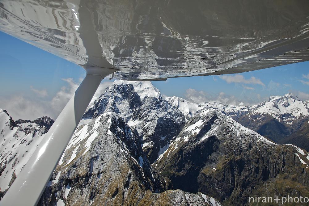 Fiordland Ranges, Fiordland National Park, New Zealand