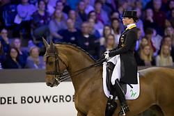 Werth Isabell, GER, Emilio<br /> Indoor Brabant - Den Bosch 2017<br /> © Hippo Foto - Dirk Caremans<br /> 11/03/2017