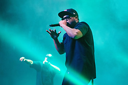 May 25, 2018 - Sydney, Australia - ICE CUBE performs during his Vivid Sydney Tour at The Sydney Opera House in Sydney.) (Credit Image: © Speed Media/Icon SMI via ZUMA Press)