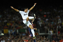 Aug. 23, 2012 - Barcelone, France - Cristiano Ronaldo  (Credit Image: © Panoramic/ZUMAPRESS.com)