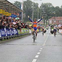 Sportfoto archief 2011<br /> Ramon Sinkeldam pakt de titel in 2011 bij de beloften