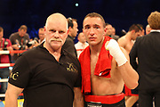 BOXEN: Middleweight, Felix Sturm - Predrag Radosevic, Dortmund, 06.07.2013<br /> Pedrag Radosevic (MON)<br /> ©Torsten Helmke
