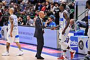 DESCRIZIONE : Campionato 2014/15 Dinamo Banco di Sardegna Sassari - Openjobmetis Varese<br /> GIOCATORE : Stefano Sardara Rakim Sanders<br /> CATEGORIA : Fair Play Presidente<br /> SQUADRA : Dinamo Banco di Sardegna Sassari<br /> EVENTO : LegaBasket Serie A Beko 2014/2015<br /> GARA : Dinamo Banco di Sardegna Sassari - Openjobmetis Varese<br /> DATA : 19/04/2015<br /> SPORT : Pallacanestro <br /> AUTORE : Agenzia Ciamillo-Castoria/L.Canu<br /> Predefinita :